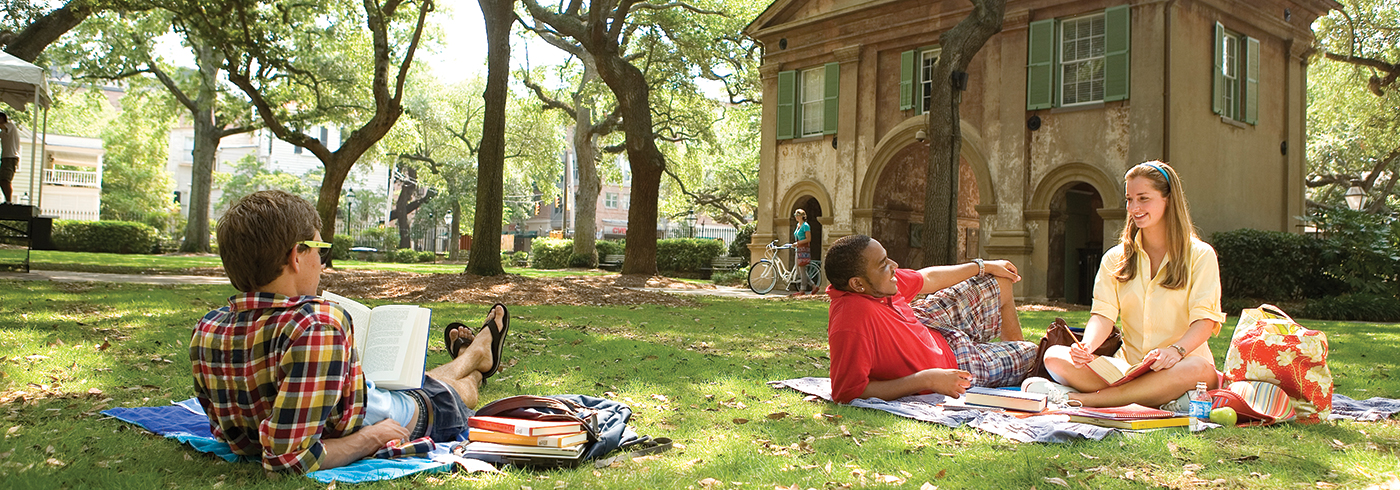 Boundless: the Campaign for the College of Charleston | Planned Giving